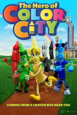 Family The Hero of Color City Movie