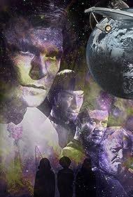 Colin Baker, Chuck Huber, Vic Mignogna, and Todd Haberkorn in Star Trek Continues (2013)