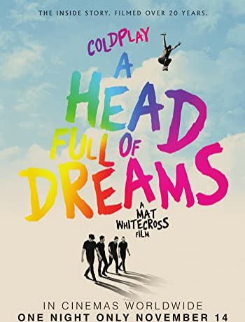 Coldplay: A Head Full of Dreams (2018) 720p