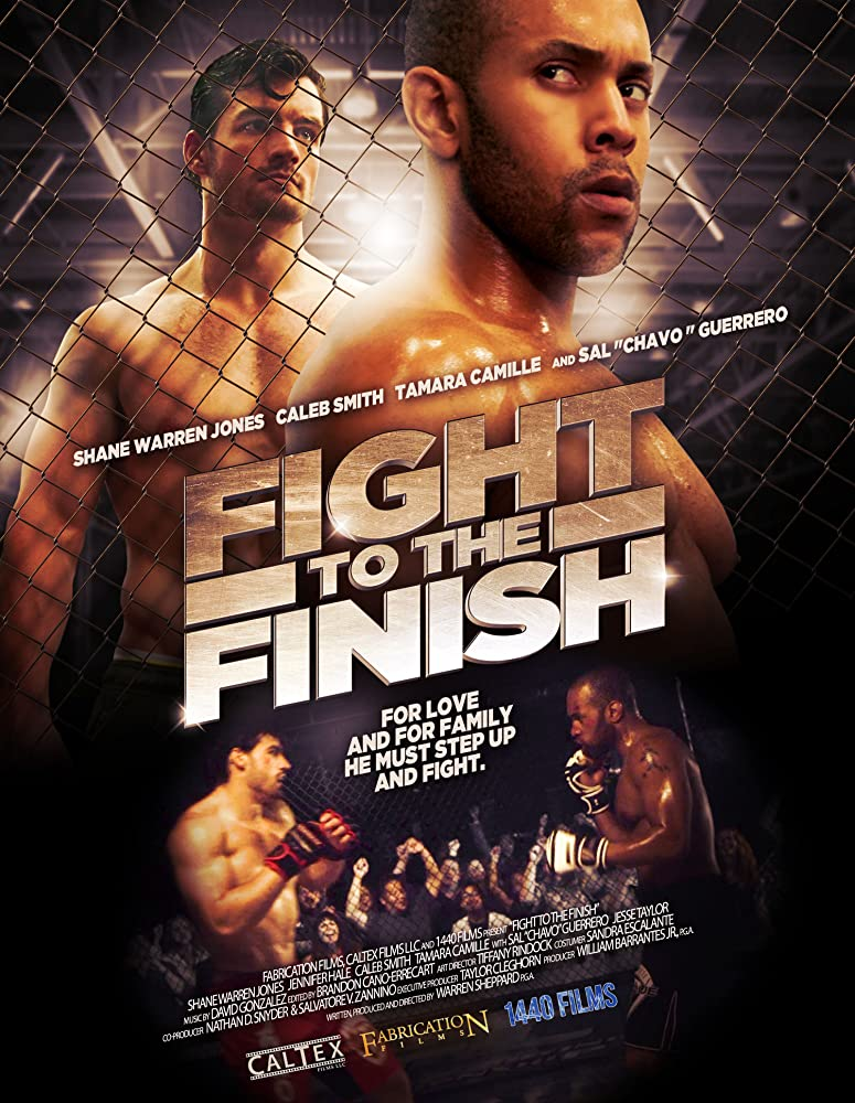 Fight to the Finish 2016 HDRip 720p 450MB ( Hindi 5.1 – English 5.1 ) ESubs MKV