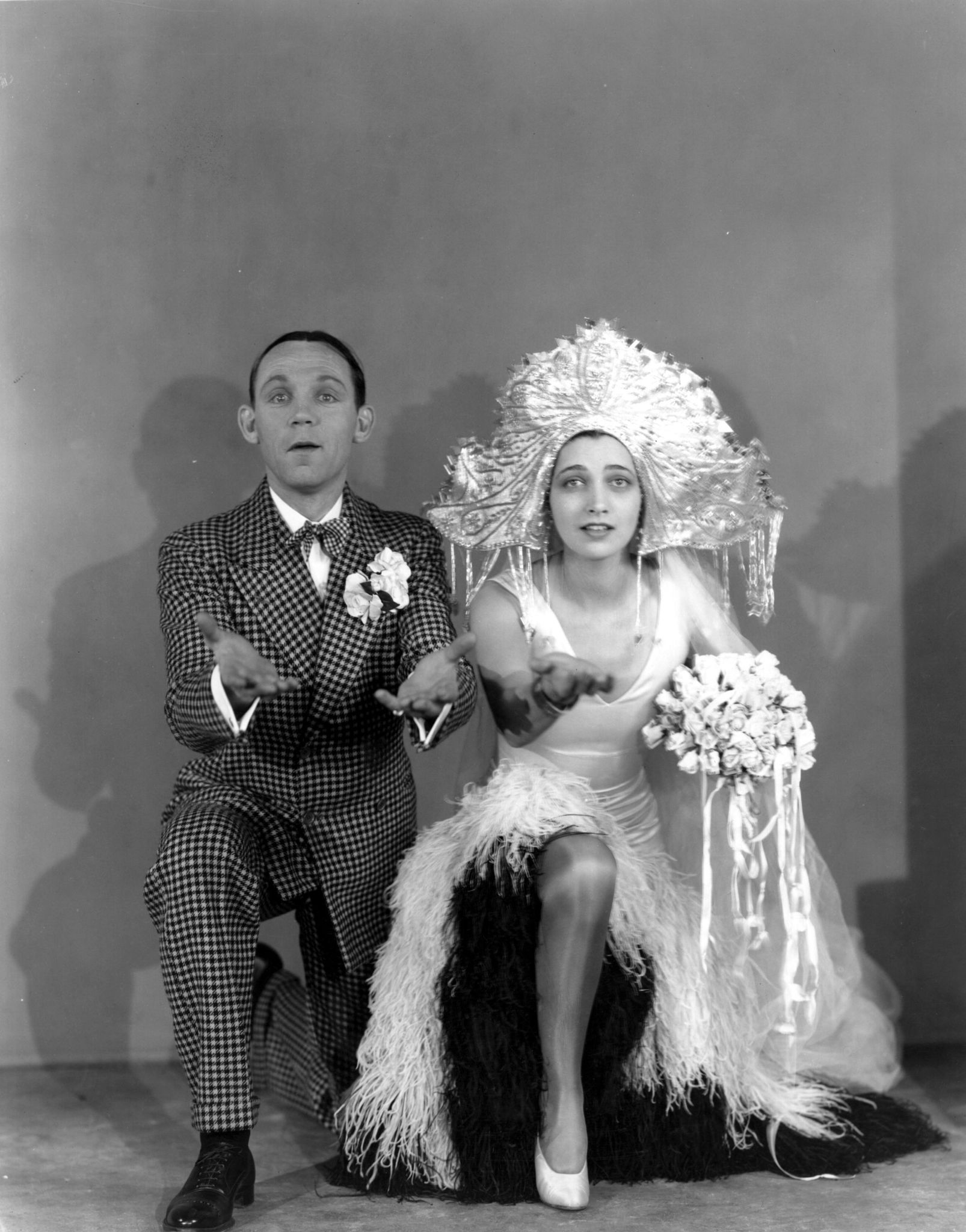 Kay Francis and Hal Skelly in The Dance of Life (1929)