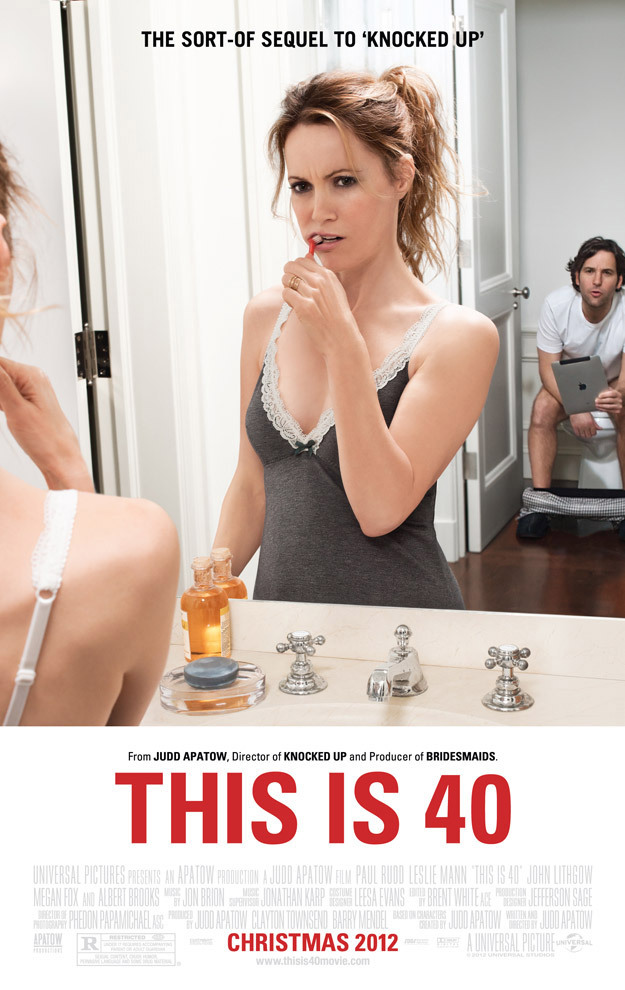 This Is 40 (2012) UNRATED Dual Audio Hindi 720p BluRay
