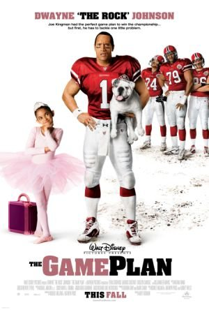 The Game Plan (2007) online sa prevodom