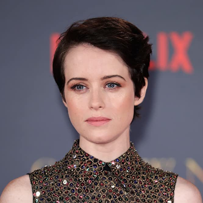 Claire Foy at an event for The Crown (2016)
