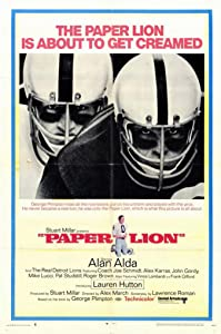Watch adults movie hollywood list Paper Lion by George Roy Hill [1020p]