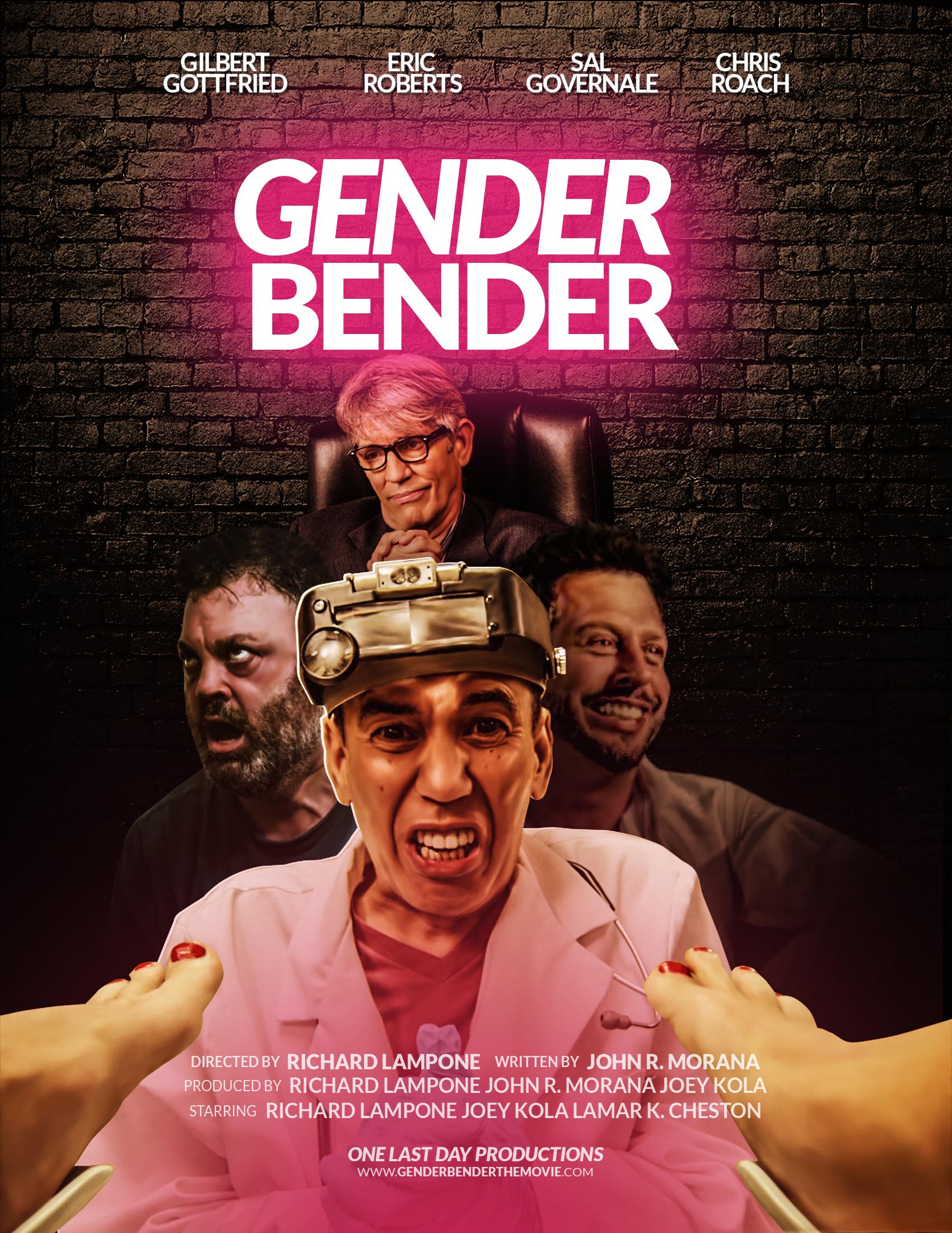 Otb Porn Star David - Gender Bender (2016) - IMDb