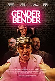 Eric Roberts, Gilbert Gottfried, Sal Governale, and Christopher Brian Roach in Gender Bender (2016)