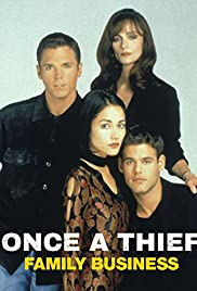 Once a Thief: Family Business Poster