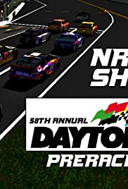 Daytona 500: The Great American Race Pre-Race Show Poster