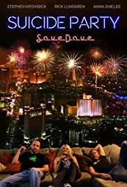 Suicide Party #SaveDave Poster