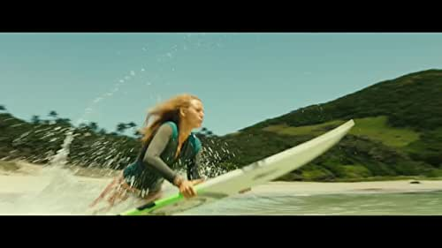 A mere 200 yards from shore, surfer Nancy is attacked by a great white shark, with her short journey to safety becoming the ultimate contest of wills.