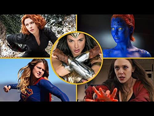 9 to Know: Kickass Women Superheroes