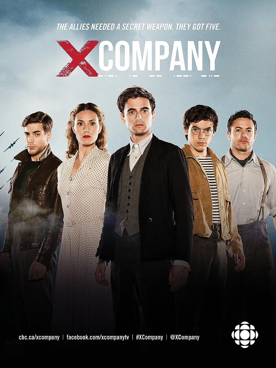 Kompanija X 1 sezonas / X Company Season (2017)
