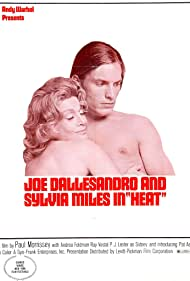 Heat (1972) Poster - Movie Forum, Cast, Reviews