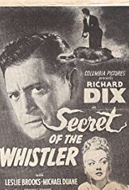 The Secret of the Whistler Poster