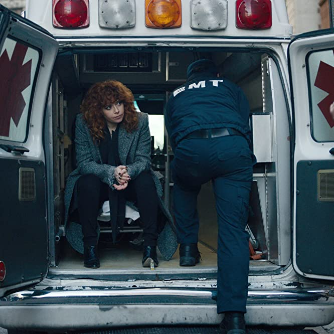 Natasha Lyonne and Elizabeth Ashley in Russian Doll (2019)