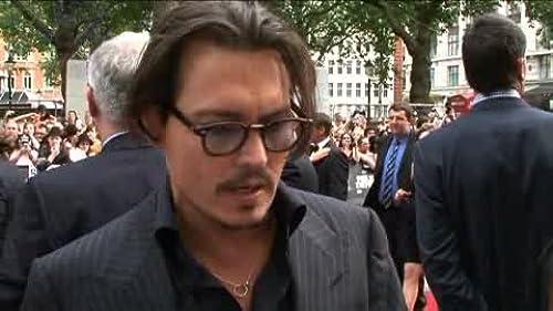 Public Enemies: London Premiere