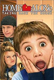 Home Alone 4: Taking Back the House Poster