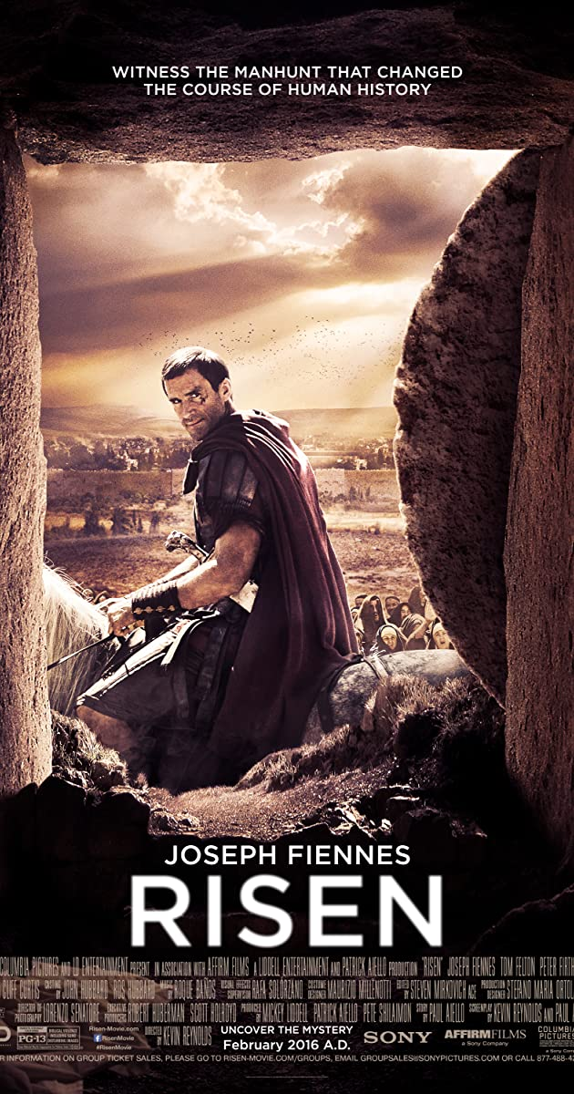 Watch Full HD Movie Risen (2016)