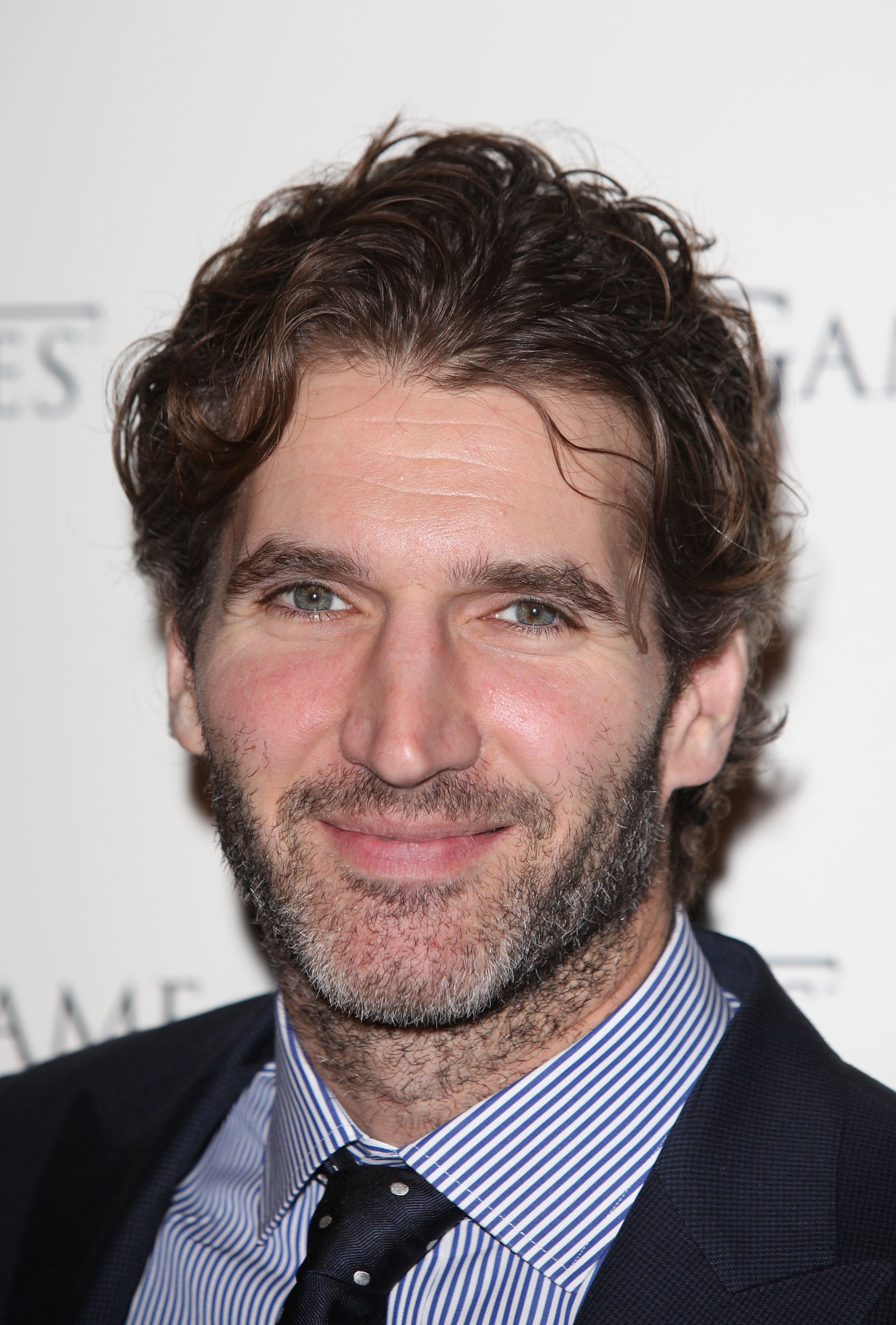 The 50-year old son of father (?) and mother(?) David Benioff in 2020 photo. David Benioff earned a  million dollar salary - leaving the net worth at  million in 2020