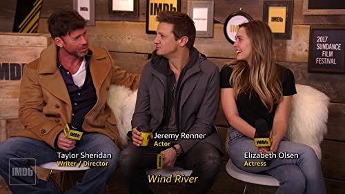 Meet the Stars of 'Wind River'