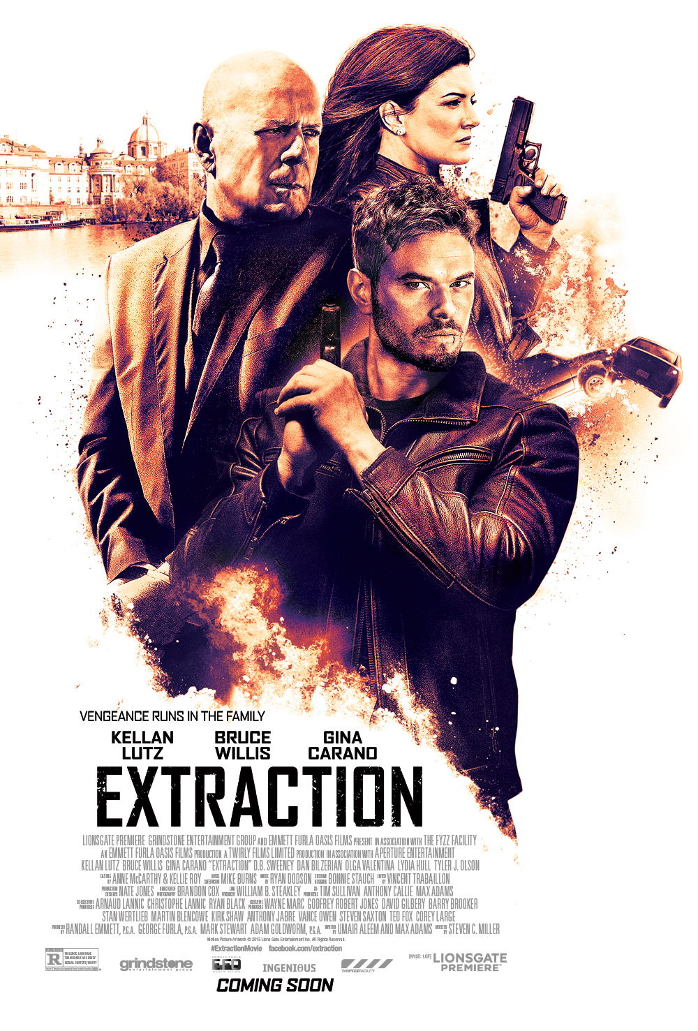 Extraction 2015 Imdb