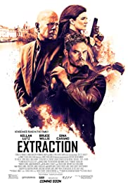 Extraction (2015) Poster - Movie Forum, Cast, Reviews