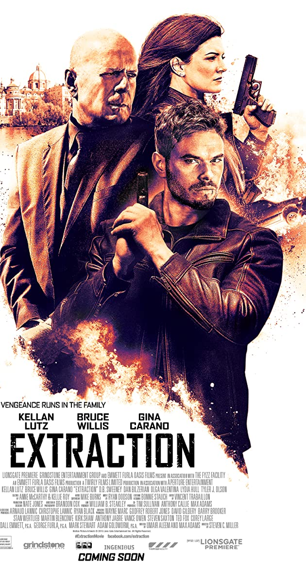 Extraction 2015 Imdb