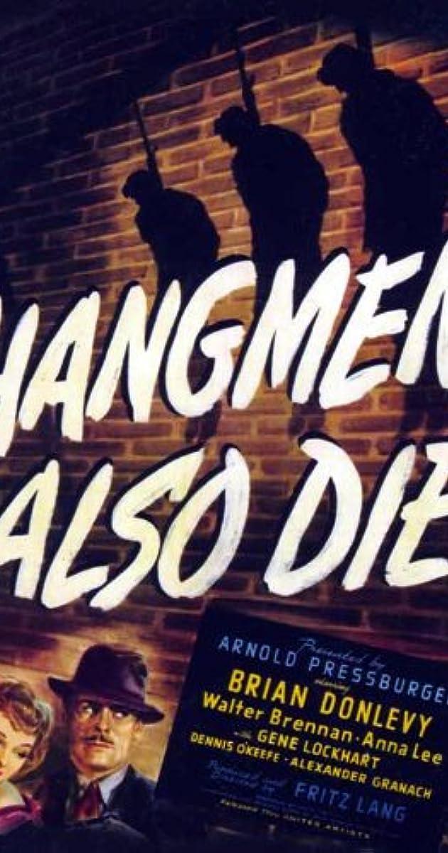 Subtitle of Hangmen Also Die!