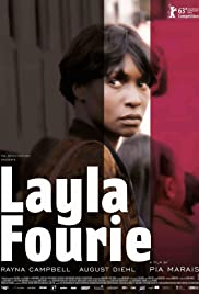 Layla Fourie Poster