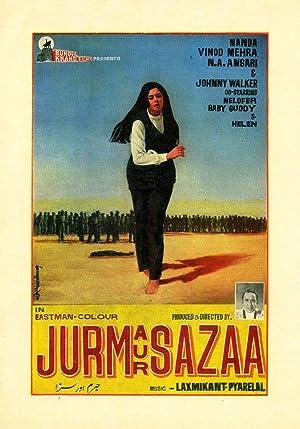 Jurm Aur Sazaa movie, song and  lyrics