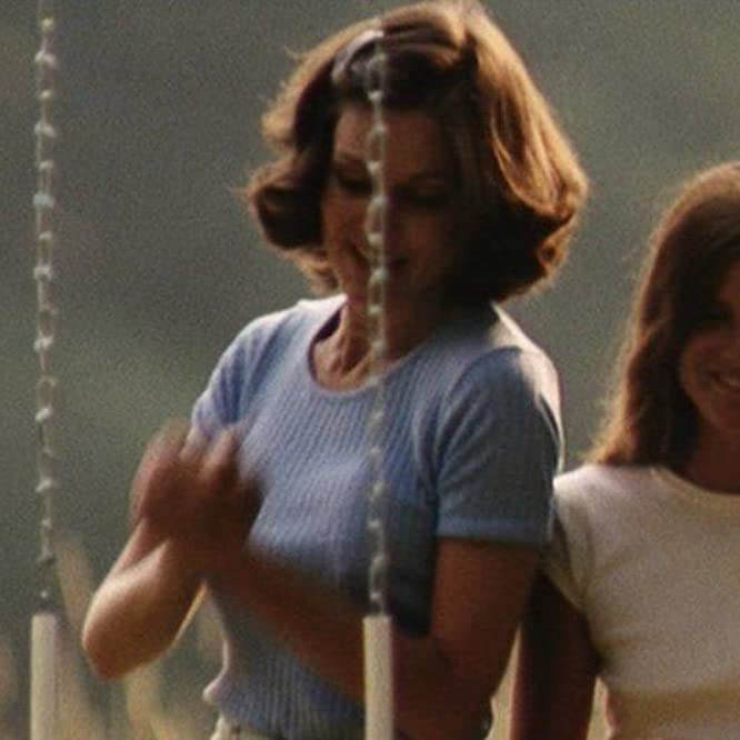 Katharine Ross and Paula Prentiss in The Stepford Wives (1975)