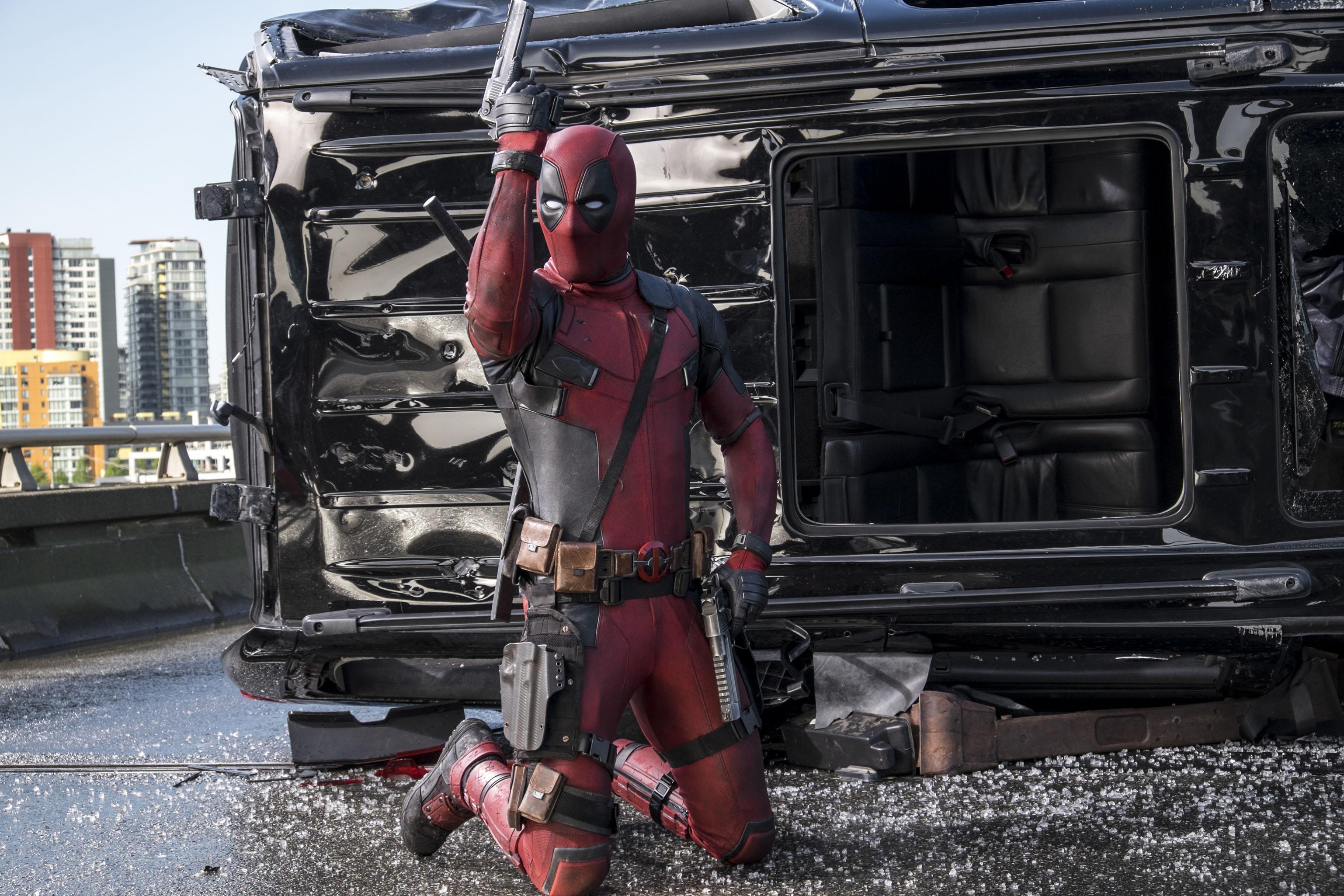 Deadpool (2016) - Photo Gallery - IMDb