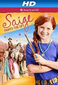 Jane Seymour, Alana Gordillo, Mika Abdalla, Alexandra Peters, and Sidney Fullmer in Saige Paints the Sky (2013)