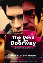 The Devil in the Doorway Poster