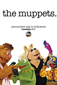 Dave Goelz, Steve Whitmire, and Eric Jacobson in The Muppets. (2015)