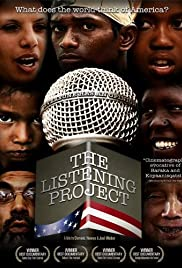 The Listening Project Poster