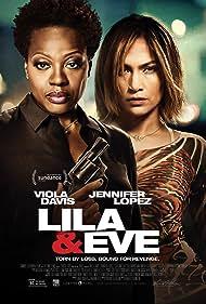 Lila & Eve (2015) Poster - Movie Forum, Cast, Reviews
