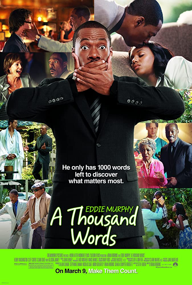 A Thousand Words (2012) Hindi Dubbed