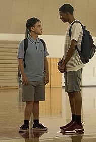 Brett Gray and Jason Genao in On My Block (2018)