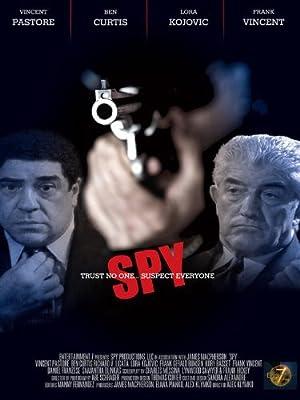 Action Spy Movie