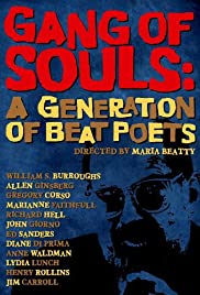 Gang of Souls: A Generation of Beat Poets Poster