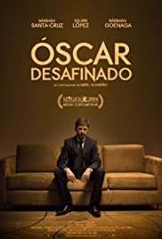 Óscar desafinado Poster