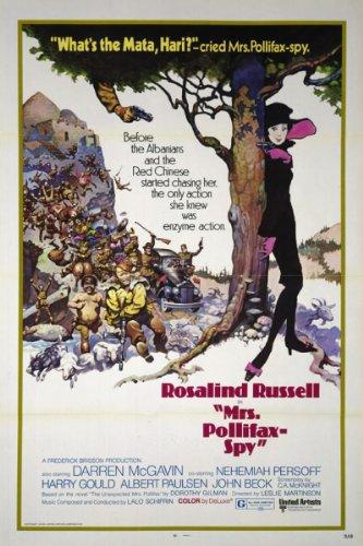 Mrs. Pollifax-Spy (1971)