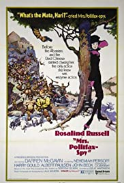 Mrs. Pollifax-Spy (1971) Poster - Movie Forum, Cast, Reviews