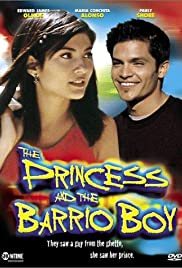 The Princess & the Barrio Boy Poster
