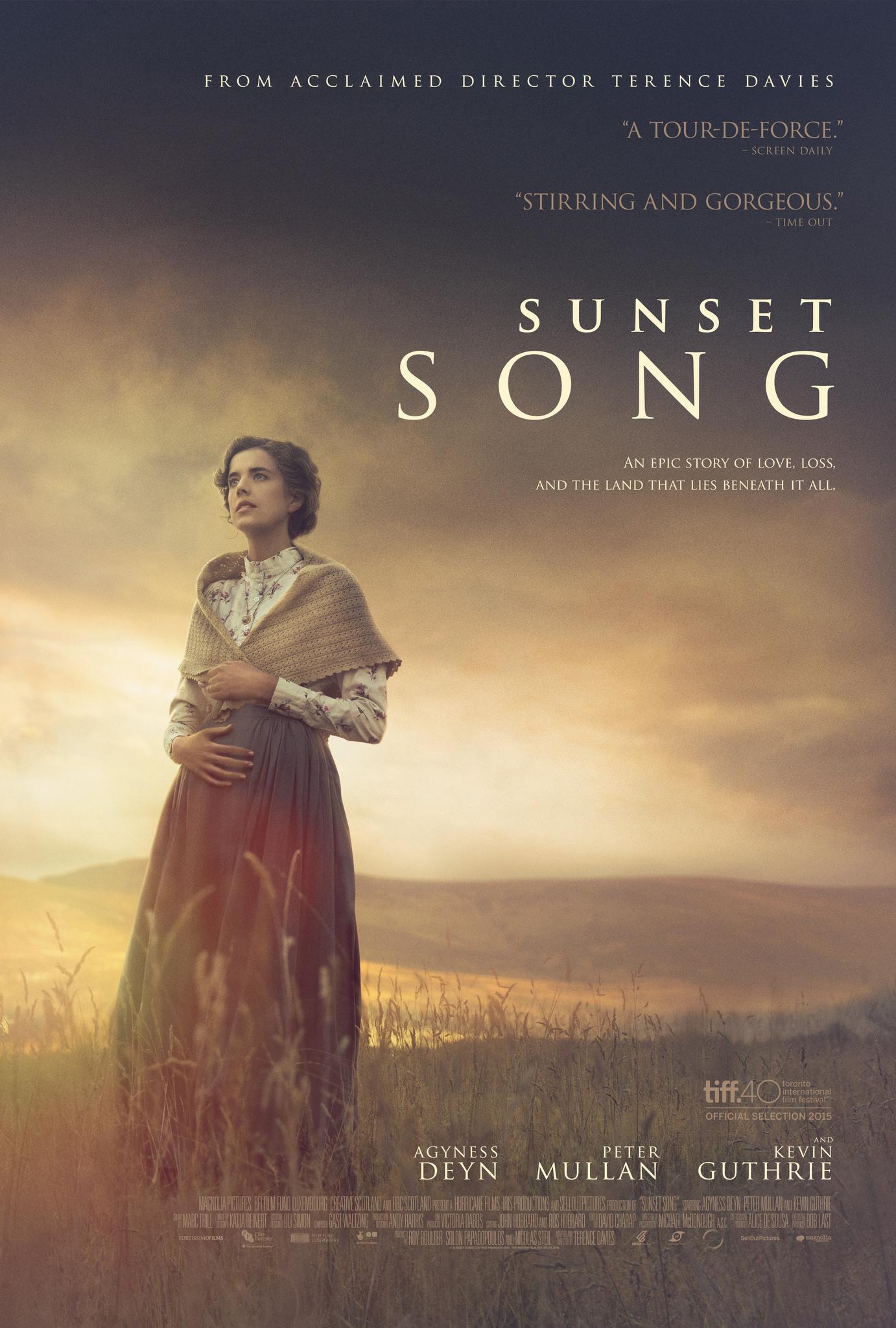 Saulėlydžio giesmė