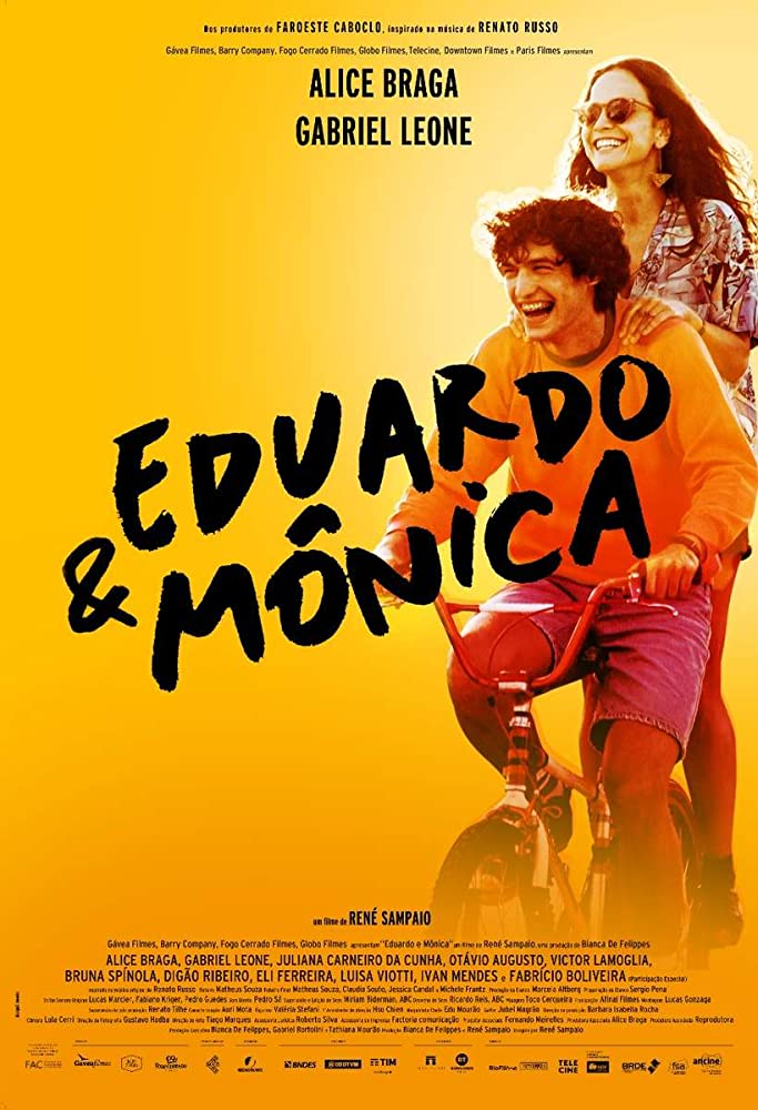 filme Eduardo e Mônica