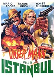 That Man in Istanbul (1965) Poster - Movie Forum, Cast, Reviews