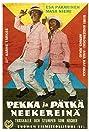 Pekka ja Pätkä neekereinä (1960) Poster